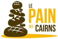 logo pain des cairns bicyclopresto réparation vélo en entreprise ou a domicile sur grenoble et agglomération