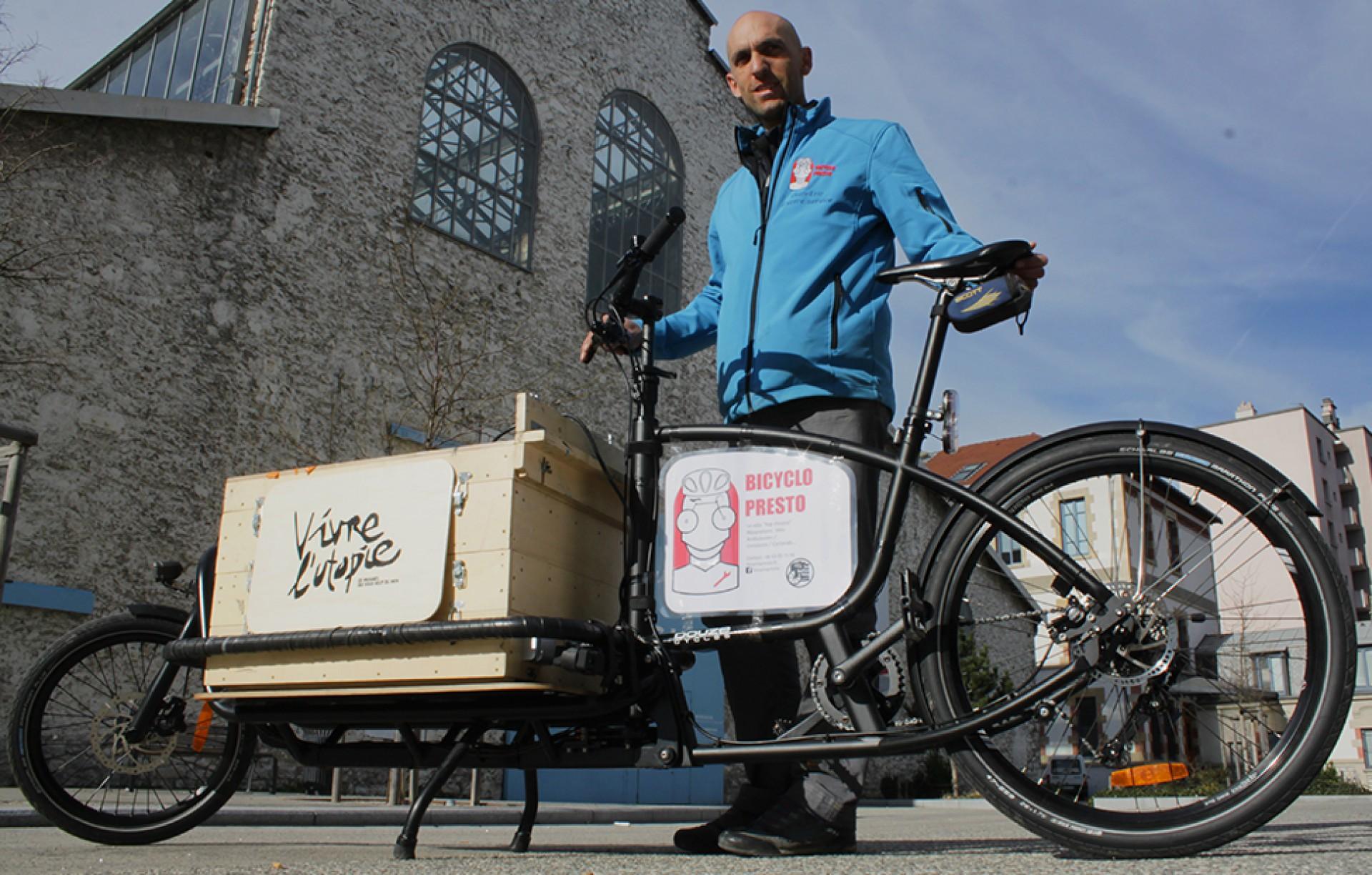 Bicyclopresto : entretien réparation livraison vélo, vae