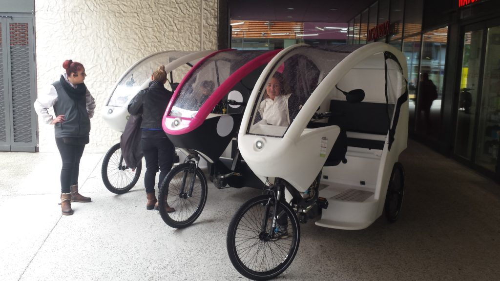Cycloperator le service d'organisation d'événements vélos de BicycloPresto sur Grenoble